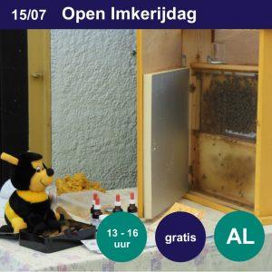 Imkerijdag @ NME-Centrum InBredius | Woerden | Utrecht | Nederland